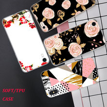 цена на Silicone Case Abstract black marble Printing for iPhone XS XR Max X 8 7 6 6S Plus 5 5S SE Phone Case Matte Cover