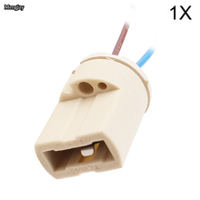 1x G9 Lamp Base 250V 2A Ceramic Socket G9 Type Halogen Lamp Holder