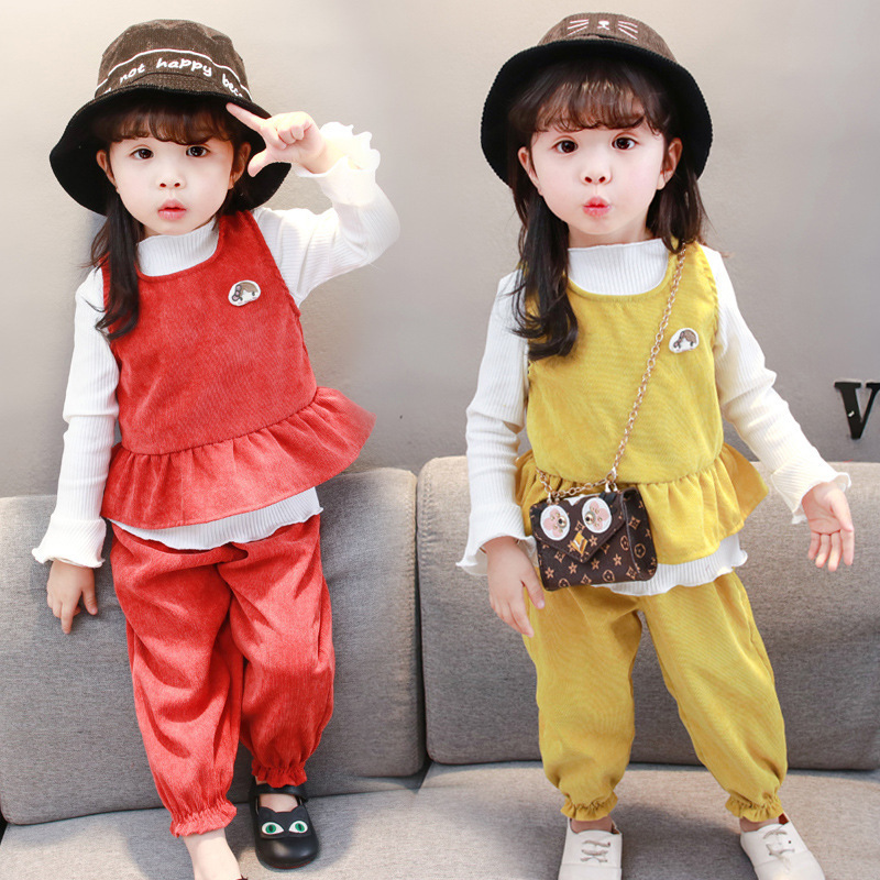 Baby Girl Clothes Spring Autumn Cotton Newborn Girl Clothing Set 3pcs Baby Clothes Girl Birthday Kids Baby Clothing Sets 2018 real new arrival fashion polyethersulfone cotton unisex baby girl clothing spring autumn 3 unids set zipper newborn suit