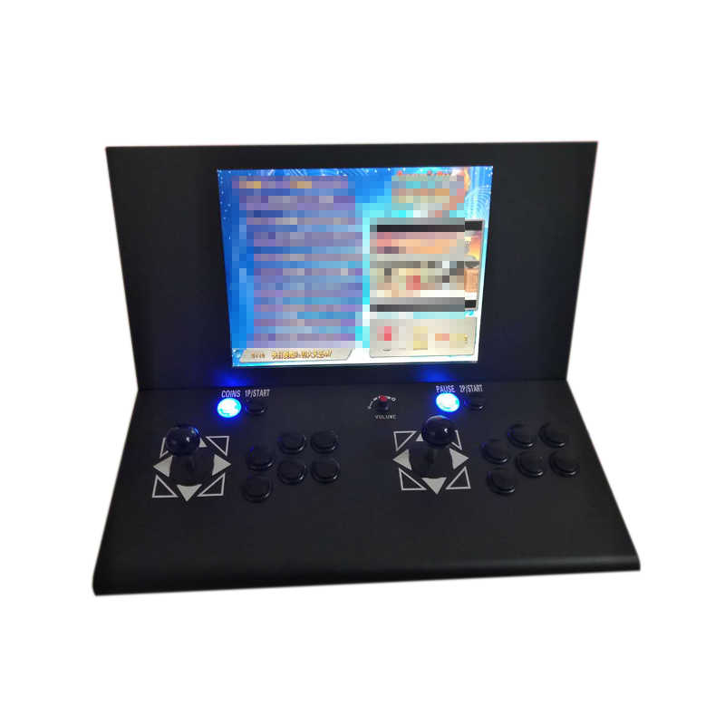 15 inch LCD 1388 in 1 Retro Games Pandora 6s Coin-Operated arcade Game  Machine