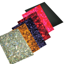 210mm x 297mm A4 Size Celluloid Sheet 0.71mm DIY Guitar Picks Pickguards Inlays Deco Multi Colors