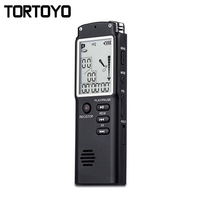 T60 8GB Digital Voice Recording Pen Noise Reduction Digital Voice Recorder Dictaphone Professional Recorder Built in MP3 Player