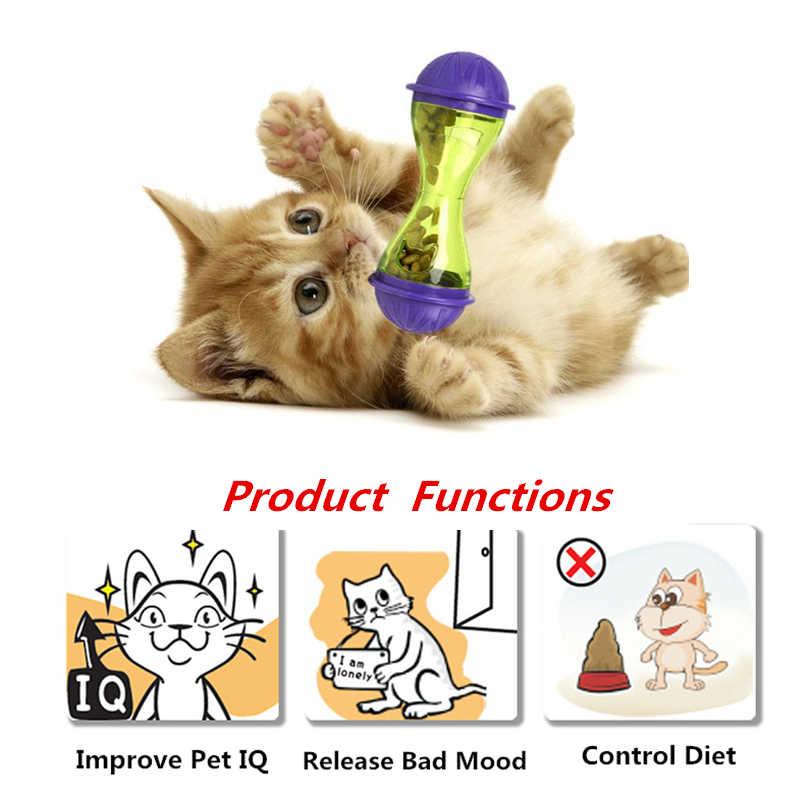 MTL 猫 IQ 治療おもちゃスマートインタラクティブ子猫おもちゃペット食品ディスペンサーパズルため猫演奏トレーニング