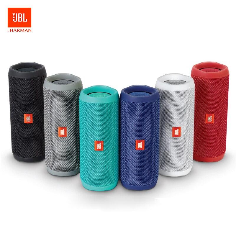 JBL Flip4 sans fil Bluetooth petit haut-parleur musique kaléidoscope 4 Audio étanche puissance de sortie sonore 2x8 W 70Hz-20 kHz