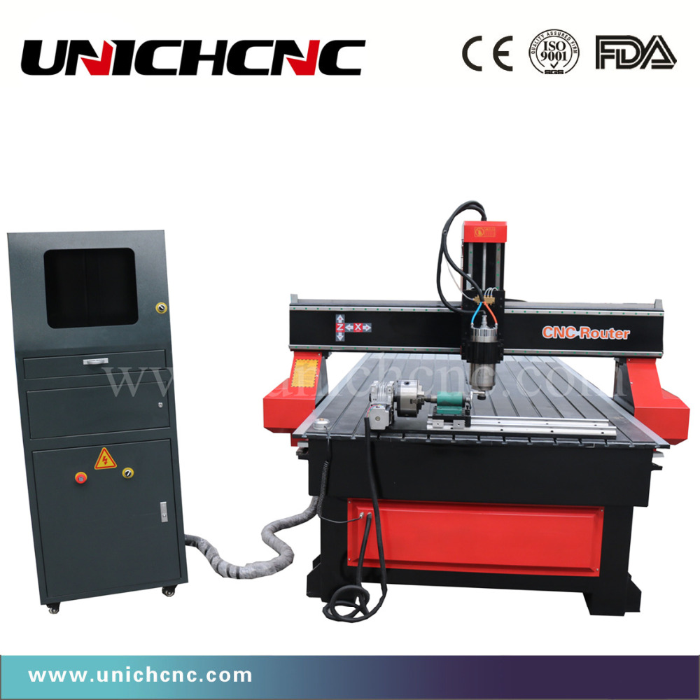 UNICHCNC professional 1300*2500*200mm square guide rail 3d cnc wood carving  machine-in Wood Routers from Tools on Aliexpress.com | Alibaba Group