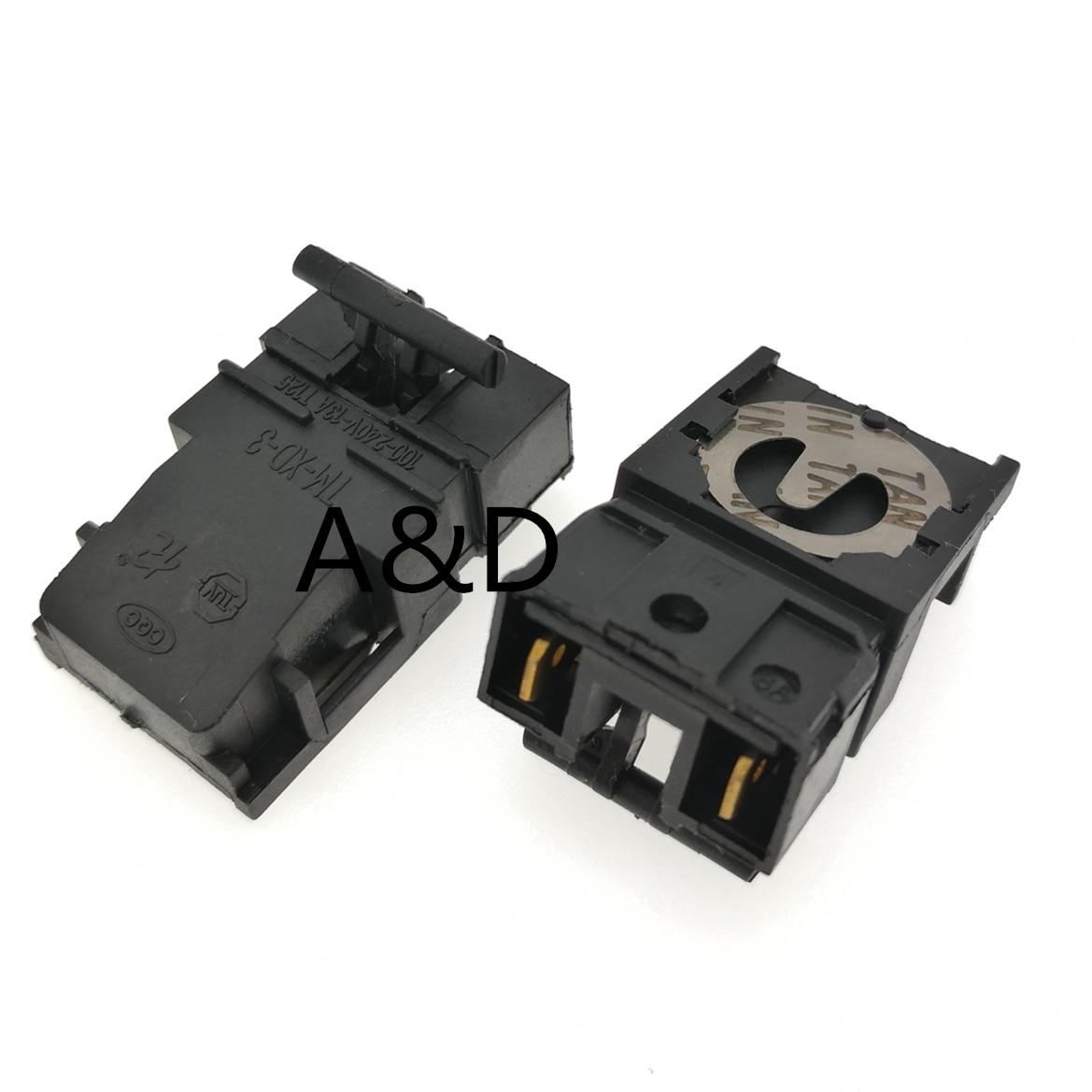 thermostat tm 100 - 1PCS thermostat switch TM-XD-3 XD-3 100-240V 13A T125