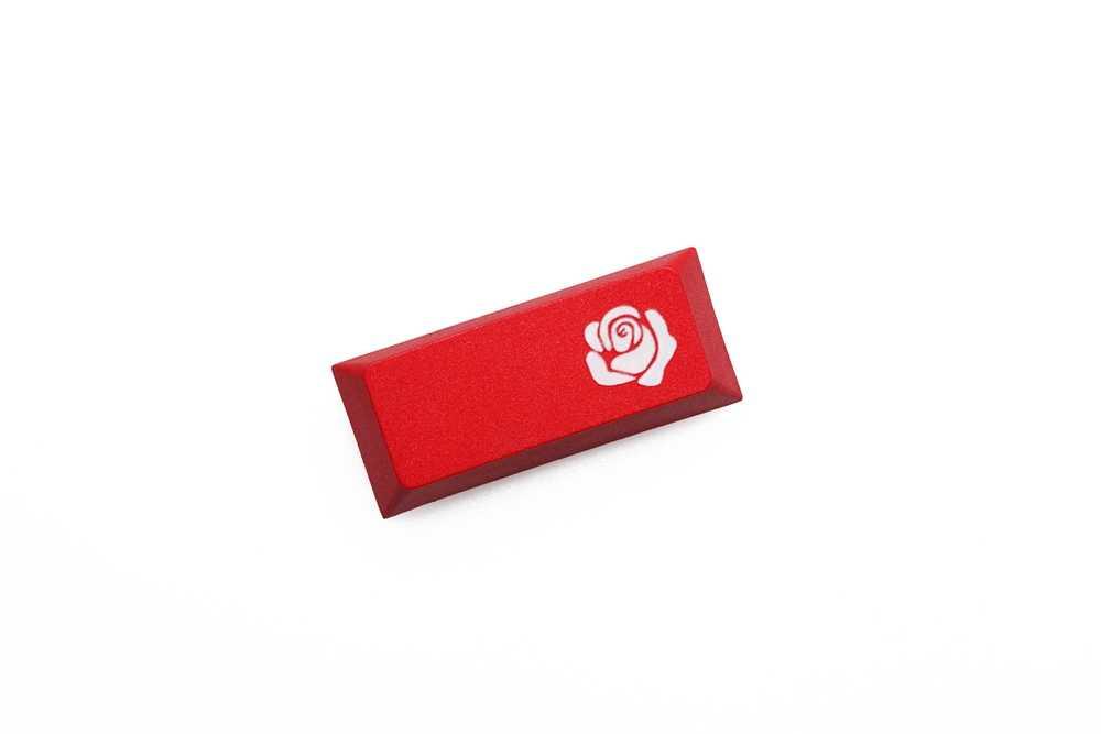الجدة الكرز الشخصي dip صبغ النحت pbt keycap للوحة المفاتيح الميكانيكية الليزر محفورا أسطورة روز أدخل esc الأحمر الأزرق الأرجواني