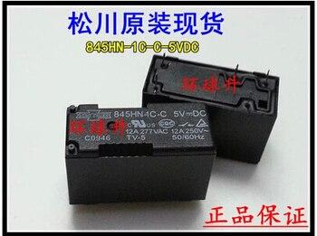 HOT NEW 845HN-1C-C-5VDC 845HN-1C-C 5VDC 845HN-1C 845HN DC5V DIP5 фото