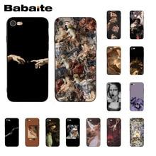 Babaite винтажный пластырь статуя Давида эстетическое искусство чехол для телефона iphone 11 Pro 11Pro Max 8 7 6 6S Plus X XS MAX 5 5S SE XR