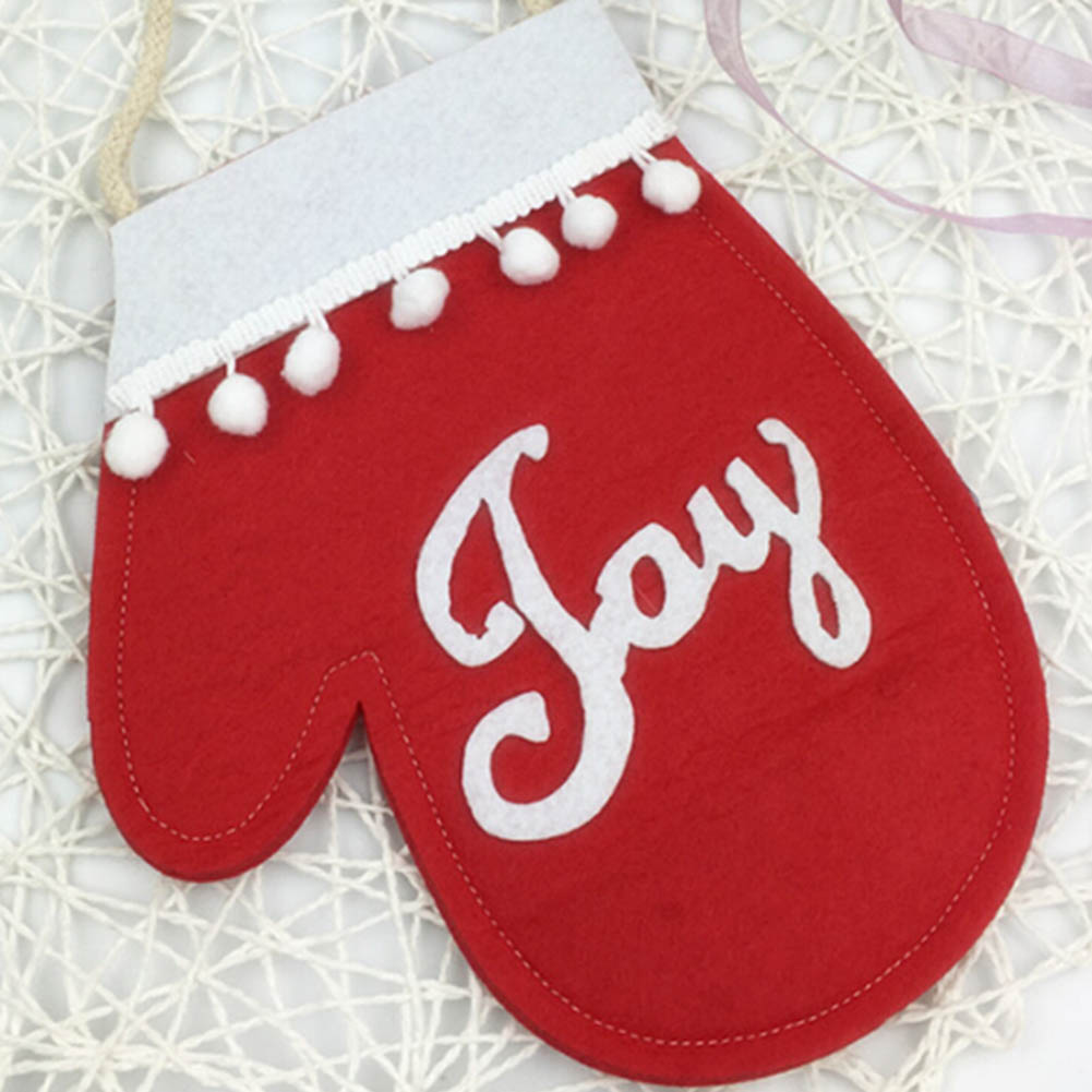 Children Red Sock New Years Day Decoration Bag Christmas Coin Purse Christmas Gift For Children Girls Crossbody Bag