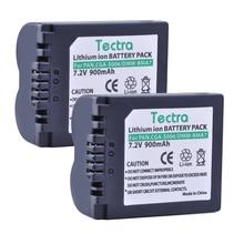 2pcs CGA S006 CGA-S006A CGR-S006E DMW-BMA7 Battery for Panasonic Lumix fz50 fz8 fz38 fz7 dmc-fz35 cgr-s006e CGA-S006 Battery