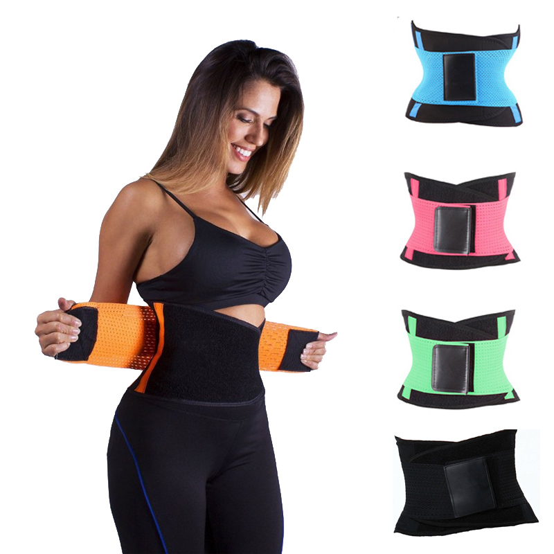 b182d8e6c High Quality Trainer Waist Cincher Workout Belt For Women Men Body Waist  Trainer Vest Shapers Plus Size Fitness Modeling Strap-in Bustiers   Corsets  from ...