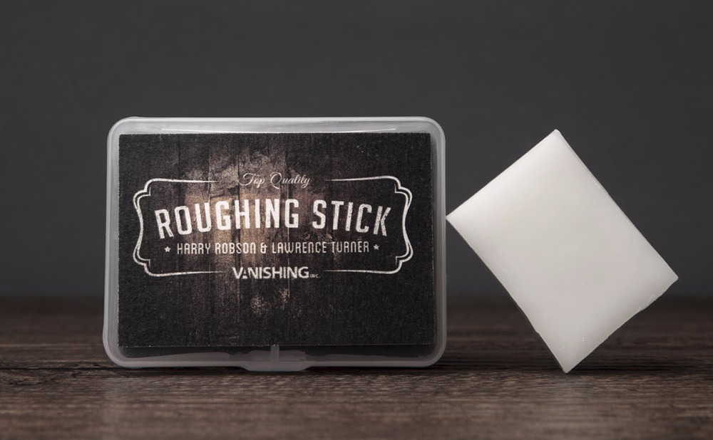 Free Shipping Roughing Sticks,Solid Stop For Invisible Deck,magic Tricks,magic Prop,close Up Magic,accessories