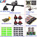 2017 Skywalker Turbo Ix5 Drone Rc Mini Fpv Quadcopter With Hd Frame Kit Racer Drones200mm W/7075 Brushless Motor Lhi Helicopter