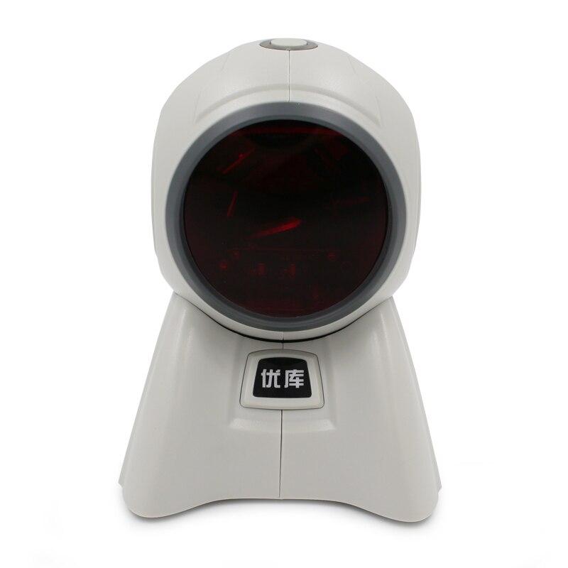 Всенаправленная сканер штрих-кода yk-8160 pos Системы