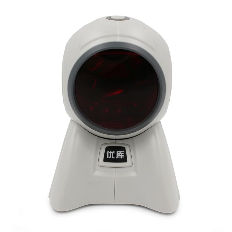 Omni directional barcode scanner YK-8160 POS System