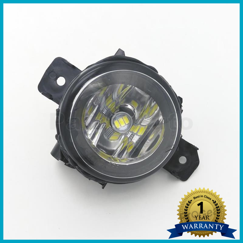 Car LED Super Bright For BMW X5 E70 2009 2010 2011 2012 2013 LED MTECH M TECH OEM Replacement Clear Fog Light Lamp Right Side car rear trunk security shield shade cargo cover for nissan qashqai 2008 2009 2010 2011 2012 2013 black beige