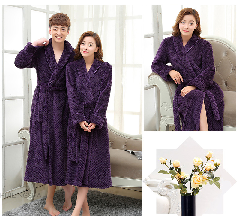 1506-Women-Men-Silk-Flannel-Waffle-Robe--2_06