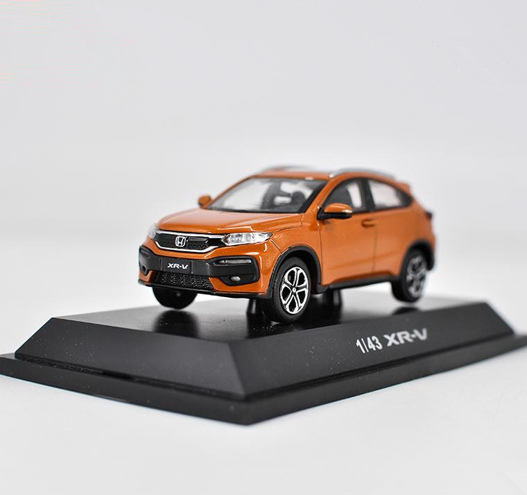 Original!high Imitation HONDA XRV,1:43 Scale Alloy Car Model, Static Model,metal Casting,toy Vehicles,free Shipping