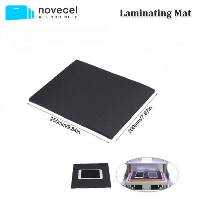 25x20cm Dedicated Laminating Machine Sponge Mat Pad LCD Touch Screen Repair Separator Kit Tool For iPhone
