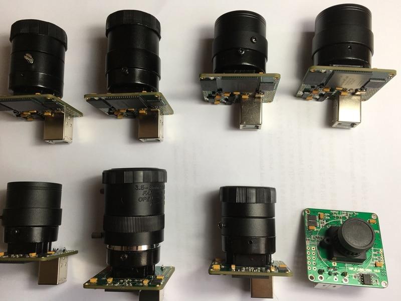 For USB industrial camera camera robot visual MT9V034 global exposure Global shutter Global - 2