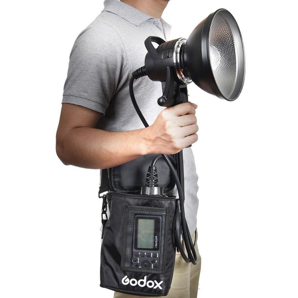 Godox AD-H1200B Godox Mount for AD600 AD600M Wireless Strobe Flash (Bowens Mount) godox ad h600b hand held extension head for ad600b ad600bm wireless flash strobe bowens mount