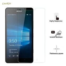 9 H Premium En Verre Trempé Pour Microsoft Nokia Lumia 950 630 625 430 435 730 830 530 535 540 640 650 930 Écran Protecteur Film