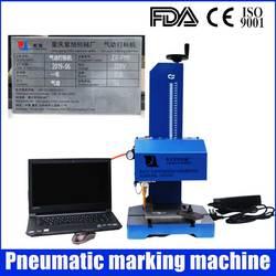 ZIXU CNC metalowa płytka maszyna do znakowania listów maszyna do grawerowania pneumatyczna maszyna do znakowania cnc metal engraver cncengraving cnc machine -