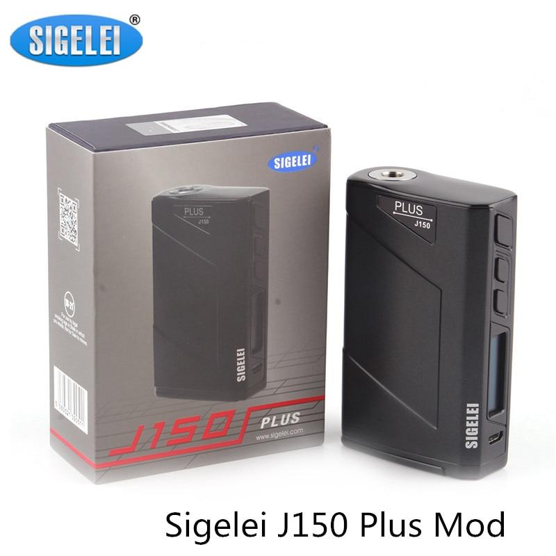 Original Sigelei J150 Plus Mod 16w Vape Modes Electronic ...