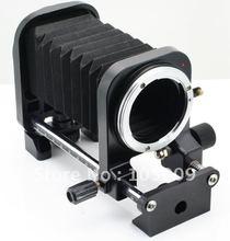 เลนส์ขยายมาโคร/พับสูบลมภูเขาสำหรับNikon D700 D300 D90 D80 D3 D7000 D5100กล้อง
