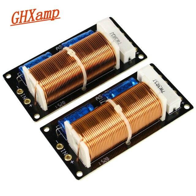 300 Вт сабвуфер кроссовер аудио Динамик доска 350 Гц 1 способ пассивные НЧ динамик громкое Динамик специальный делитель частоты DIY 12dB комплект из 2 предметов