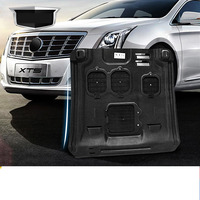 lsrtw2017 car protection car engine protection cover for cadillac xt5 2015 2016 2017 2018 xts 2012 2013 2014 2015 2016 2017