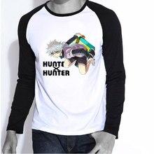 Hunter X Hunter Printed Long Sleeves  Shirt