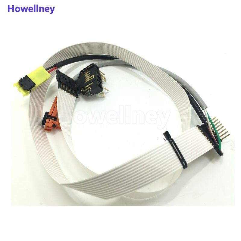 Remplacement de réparation câble fil 25567-5X00A B5567-JD00A 25567-ET025 25567-JD003 pour Nissan Murano Pathfinder Versa 350