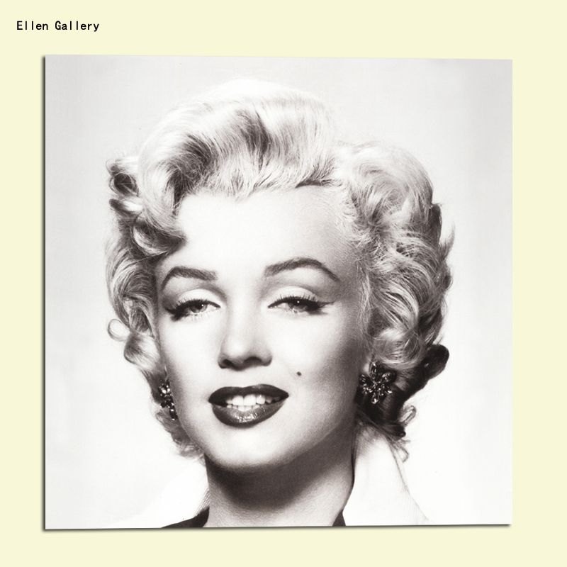Marilyn Monroe Cuadro Marilyn Monroe Wall Art Canvas Painting Wall Pictures For