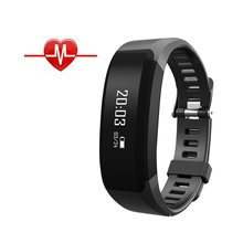 Smart Браслет Фитнес H28 Bluetooth браслет Heart Rate Мониторы вызова Re Mi nder touch OLED Экран группа PK Mi band 2 fit бит