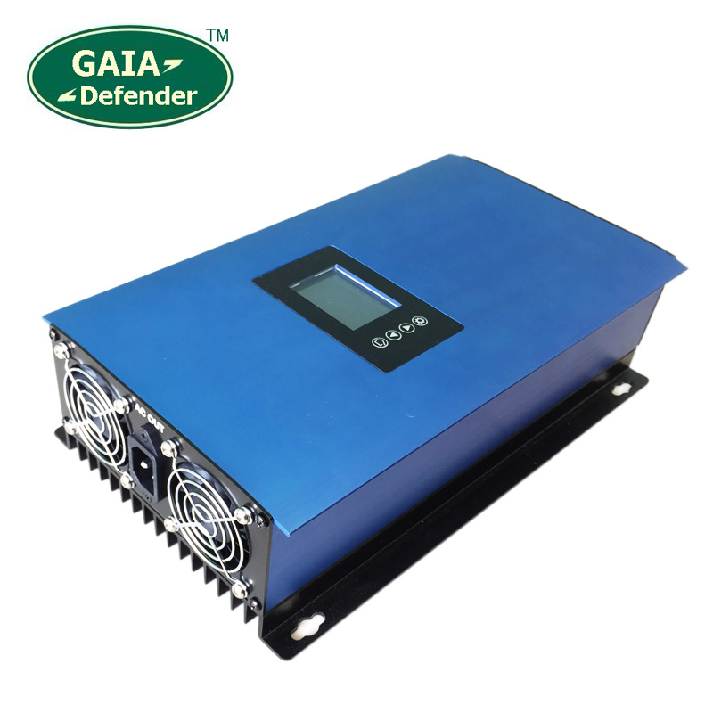 2000W Solar Power Grid Tie Inverter with Limiter for solar panels battery discharge home on grid