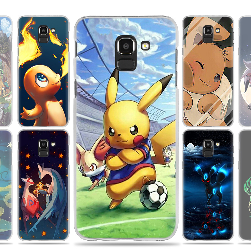 hard-plastic-case-cover-coque-for-samsung-galaxy-j2-j3-j4-j5-j6-j7-j8-2016-2017-2018-prime-plus-best-font-b-pokemons-b-font-colorful