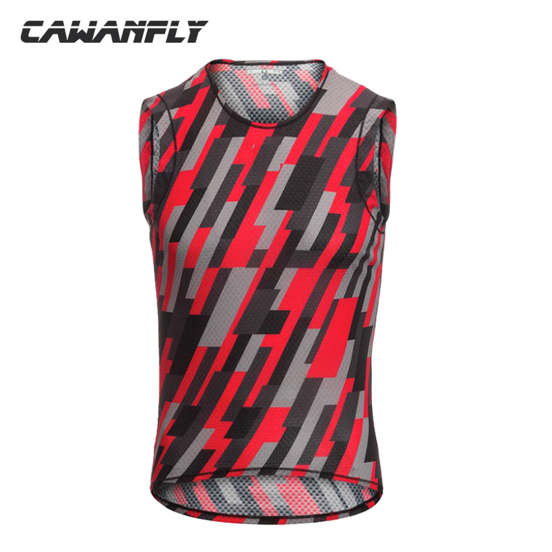 2018 Sleeveless summer ropa ciclismo racing custom cycling vest jersey bike shop clothes breathable sports man women team shirt