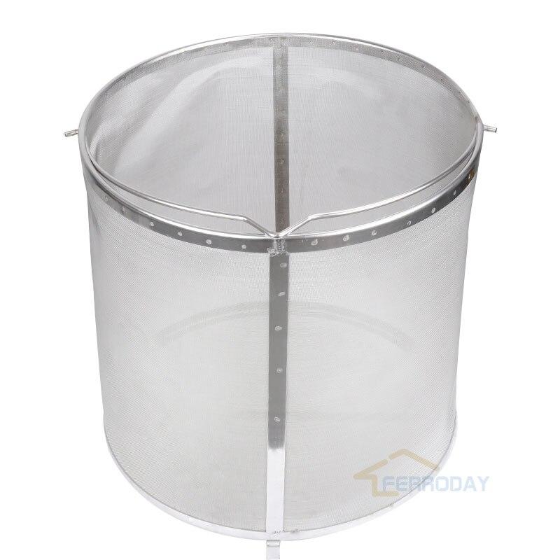Homebrew hop filtre crépine en acier inoxydable pot 300 mesh top qualité conception merveilleuse pour la maison brassage