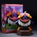 Figura Bola Dragão Dragonball Z Sagas Uub Big Son Goku Trunks Gohan Majin Buu 15 CM PVC Figura de Ação de Combate