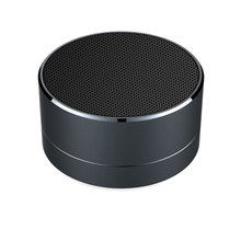 Original Mini Bluetooth Speaker Wireless metel Stereo Portable MP3 Player Handsfree Call Support TF Card 3D Subwoofer Amplifier