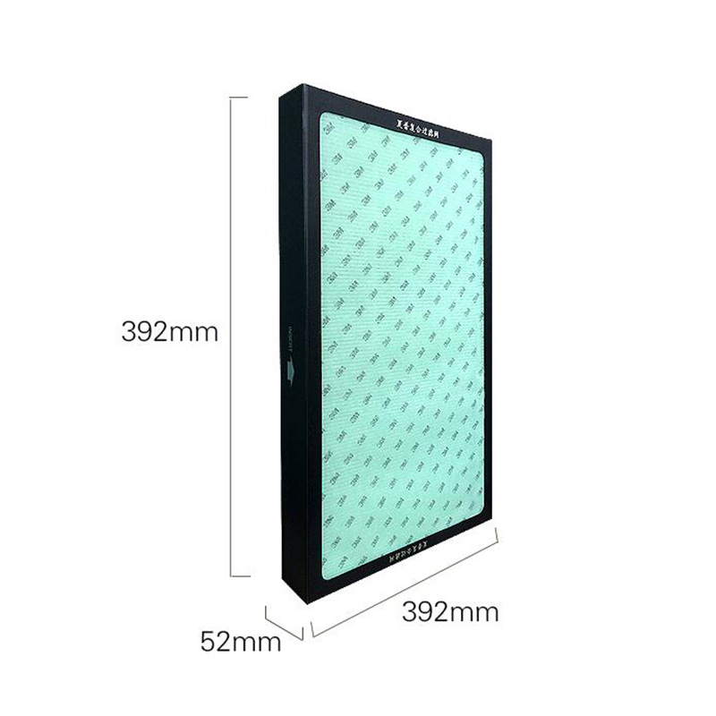 5 in 1 Air Purifier Parts Replacement Filter FU-A420S for Sharp Air Purifier FU-40SAW SAB/SAR 392*287*52mm finedesign touch серый