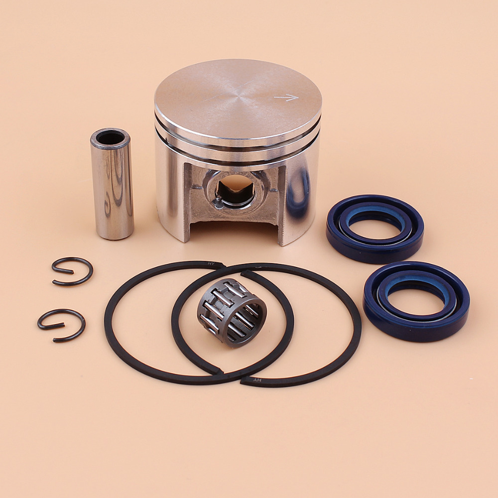 42.5mm Piston Oil Seal Needle Bearing Kit For STIHL 025 MS250 MS 250 Chainsaw Spare Parts