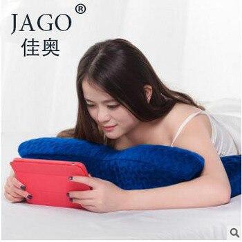 Подушка из пены с эффектом памяти JAGO для сна, подушки для шейки матки, подушки с бабочками, подушки для расслабления шейного отдела позвоноч...