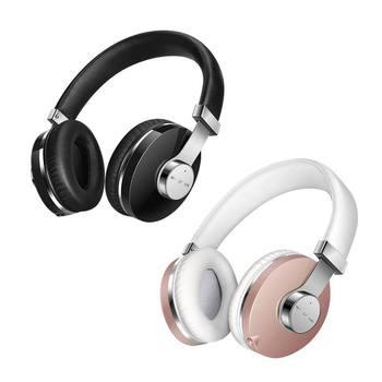New BT+ Wire double mould Earphone HIFI Bass Stereo Headset for Phone Laptop CSR Binaural Wireless Sports Bluetooth Headphone