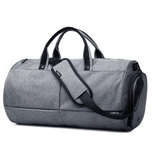 Men Gym Bags For Training Traveling Outdoor Shoulder Luggage Pack Sports Fitness Bag With independent Shoes Storage