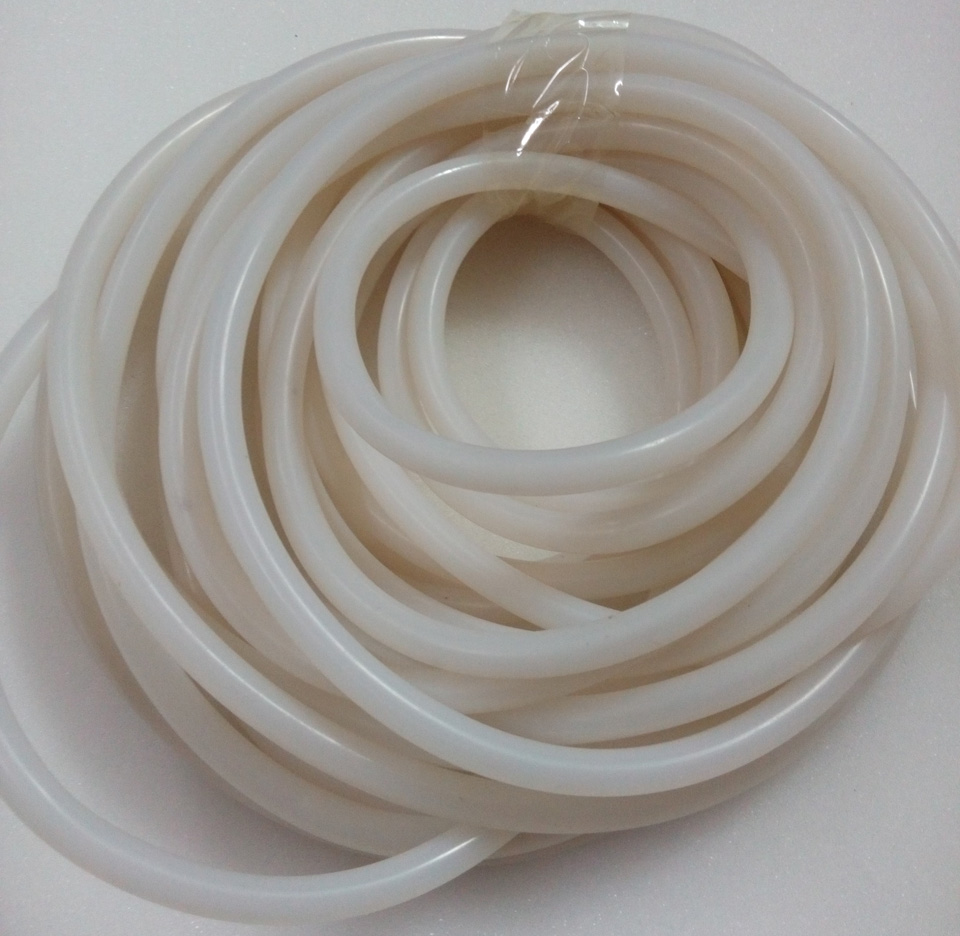 Silicon Water Silicon Tube For Co2 Laser Chiller And Glass Tube Used