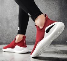 Модная трендовая повседневная обувь на плоской подошве, на низком каблуке, новинка 2018 года, осенняя мужская повседневная обувь