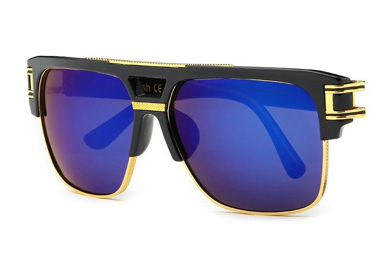 JackJad New Fashion Brand Design Grandmaster Four Solglasögon Män - Kläder tillbehör - Foto 6
